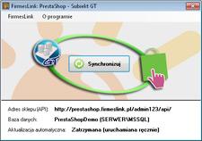 FirmesLink: Program do połaczenia sklepu internetowego z programem magazynowym